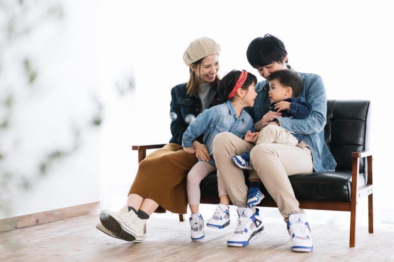家族写真スタジオ「きりんカメラ」スライド03
