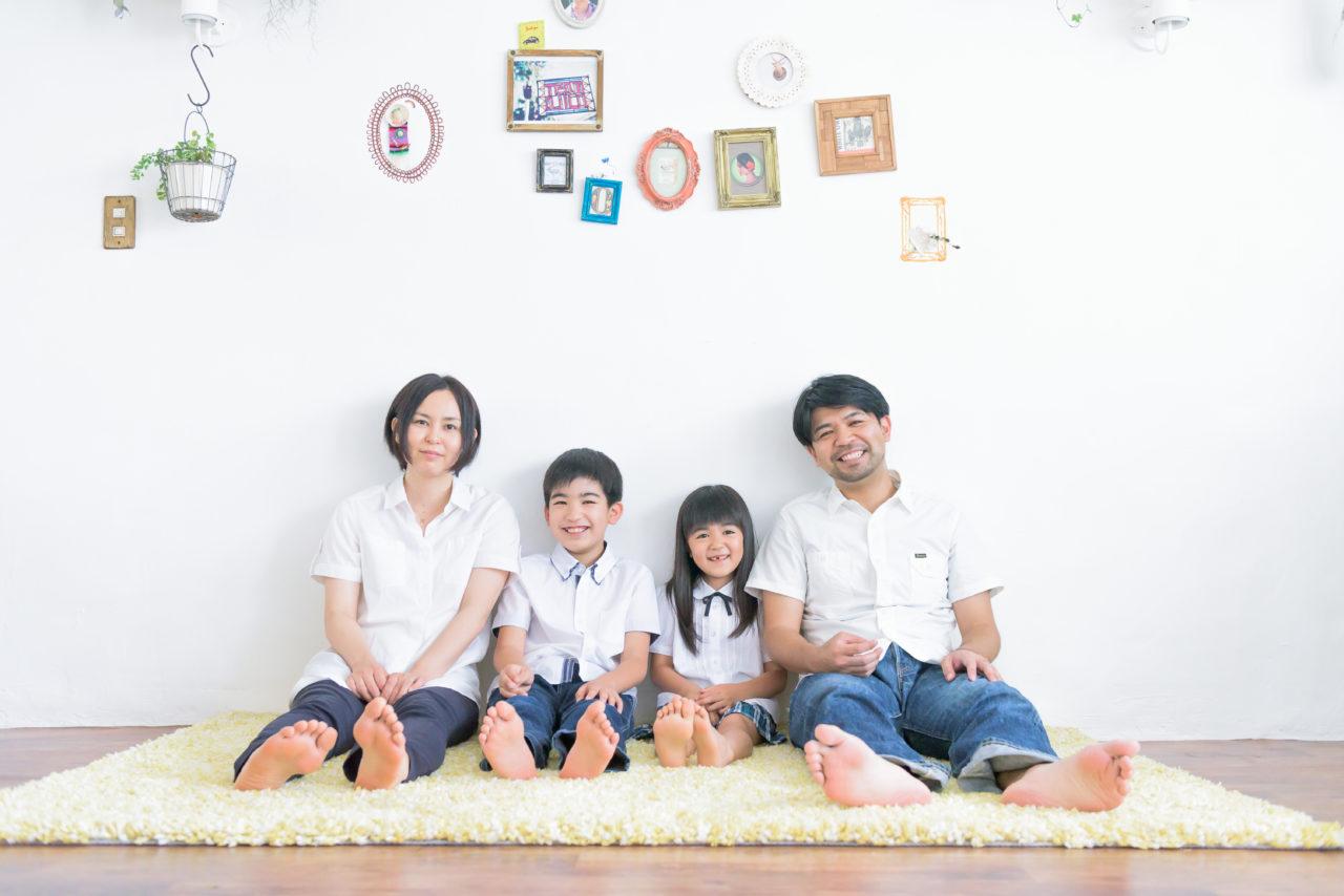 家族写真 撮影 きりんカメラ